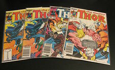 MIGHTY THOR #338,342,343, SIGNED Walt Simonson! (NM) • Price is for *1* Comic! •