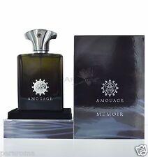 Memoir by Amouage for Men  Eau De Parfum 3.4 OZ 100 ML Spray for Men