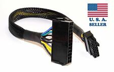 24pin to 14pin Power Supply ATX Cable for Lenovo Q77 B75 A75 Q75 - PREMIUM