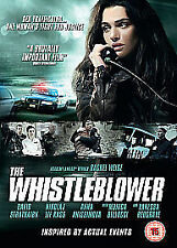 Whistleblower (DVD, 2012) NEW AND SEALED