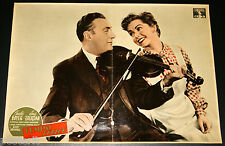 soggettone film THE HAPPY TIME Charles Boyer Marsha Hunt 1952