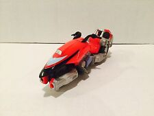 Power Rangers Operation Overdrive Red Helio Cycle 2006 Bandai Motorcycle RARE