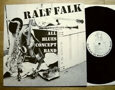 Ralf Falk All Blues Concept Band - Same s/t - D'90 - Private Pigture PD 017 MINT
