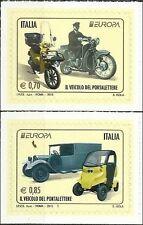 2013 Europa CEPT - Italy - set 2v