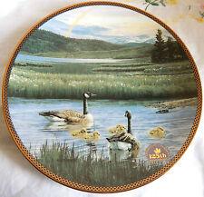 """""""A FAMILY PORTRAIT/PORTRAIT DE FAMILLE"""" Proud Passage Canada Plate w/COA (8.25"""")"""