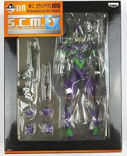 Banpresto Evangelion 01 Test Type S.C.M. EX Figure Japan official