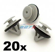 20x Side Skirt, Sill Cover & Door Moulding Trim Clips for Mazda 6 & Mazda CX-9
