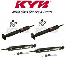 Ford F-150 2000-2003 RWD Front and Rear Suspension KIT Shocks KYB Excel-G