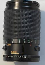 Tamron Adaptall 2, 35-135mm 1:3.5-4.5 Macro Zoom Camera Lens BBAR-MC
