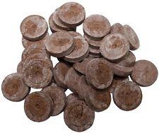 JIFFY 41mm 1000 pezzi pcs blocchi dischetti torba pressati germinazione e talee