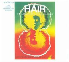Hair [Original Broadway Cast Recording] by Various Artists (CD, May-1998, RCA V…