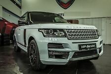RANGE ROVER VOGUE BODY KIT front rear bumper  2012 - 2014 ST-style (L405)