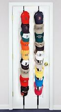 New Baseball Cap Holder Hanged Overdoor Wall Stand Hats Rack Organizer Display