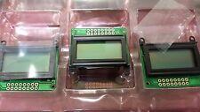 (1pc) CM082B-SGR1-Z, FEMA, 8 x 2 LCD Character Module