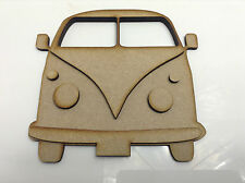 N MDF Pack of 5  3D Camper Van