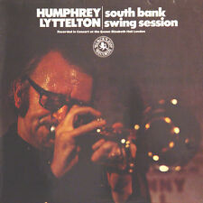 HUMPHREY LYTTELTON South Bank Swing Session GER Press Black Lion 28 480 1974 LP