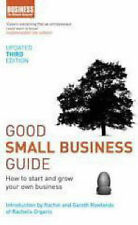 Good Small Business Guide: How to Start and Grow Your