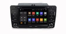 "7"" Android 5.1 Car DVD Player GPS Radio for Skoda Octavia II A5 2005-2012 NAVI"
