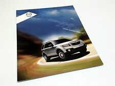 2009 Mazda Tribute Brochure
