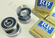 Go Kart Racing 4 Premium Quality RB Tech Spindle Bearings 1/2 X 1 1/8 US Chassis