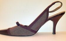 JOAN & DAVID   SHOES   9 B   BROWN   Very cute   good condition
