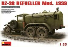 Miniart 1/35 BZ-38 Refueller Mod. 1939  #35158 *nEW*sEALED*