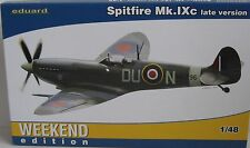Eduard 1/48 EDK84136 Supermarine Spitfire Mk IXc (late) Weekend Edition