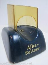 Old Alka-Seltzer Pharmacy Drug Store Display prop of Miles Lab Elkhart Indiana
