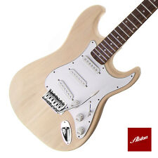 DIY Project Guitar Kit Strat Style Solid Mahogany Body Bolt On Neck A001