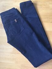 NOTIFY Bamboo corduroy mid-rise skinny jeans, size 24