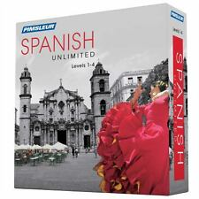 Pimsleur Spanish Unlimited 1-4 : Experience the Method That Changed Language...