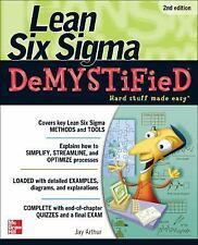 Lean Six Sigma Demystified
