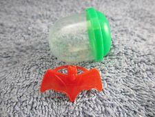 Vintage 1966 Batman Gumball Machine Ring ( Rare New Old Stock ) RED