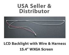 "CCFL LCD BACKLIGHT LAMP WIRE HARNESS Toshiba Satellite A100 A105 15.4"" WXGA"