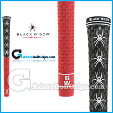 Black Widow WM1 Widow Maker Multi Compound Cord Grips - White - Red - Free Post
