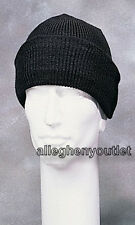 Genuine US Military ECWCS GORE-TEX WATCH CAP Gortex Wool Hat BLACK Free Shipping