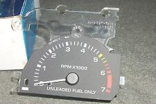 NOS 7000 RPM Tachometer Gauge 90 91 Ford Taurus/Mercury Sable 2.5/3.0/3.8 Engine