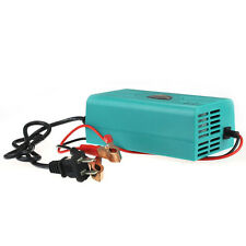 12V 6A Car Accessory Motorcycle Automatic Battery Charger Power Adapter US plug