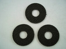 Carbon Carbontex Smooth Drag washer kit set Shimano Baitrunner 6500