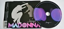 Madonna Jump (2006 UK Part 2 3-track CD single featuring the Radio Edit and Juni