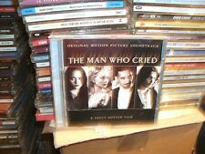 THE Man Who Cried (Soundtrack, 2000) FILM SOUNDTRACK