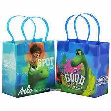 The Good Dinosaur Authentic Licensed Reusable Small Party Favor Goodie 12 Bags