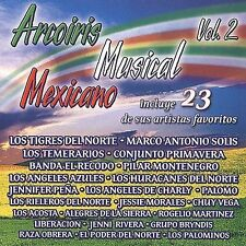 NEW - Arcoiris Musical Mexicano 2 by Various Artists