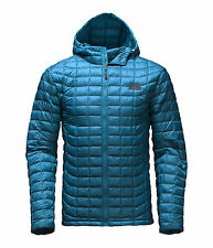 Men's The North Face Thermoball Hoodie - Banff Blue - Medium
