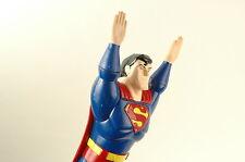 Vintage Swimming Superman Action Figure Clark Kent Toy DC Comics