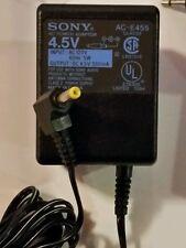Sony AC-E455 4.5V 500mA