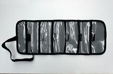 "Six Pocket 20"" x 9"" Lure Wrap Offshore tuna fishing Bag"