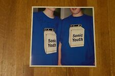 Sonic Youth 1995 Washing Machine Original Promotional Album Flat Poster 12.5""
