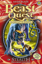 Adam Blade Stealth the Ghost Panther (Beast Quest) Very Good Book