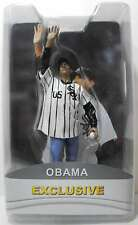 "Obama Chicago White Sox Figure Exclusive ""First Pitch"""